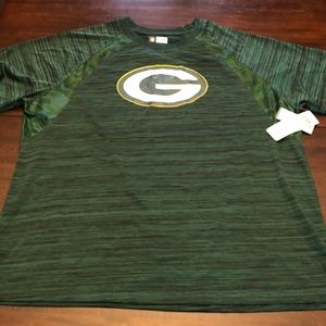 NFL Shirts - Green Bay Packers NFL tee. New ! fb9a84ae0